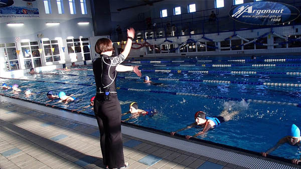 Fitness na dużym basenie MOSiR Gdańsk Chełm – 18.20 Niedziela