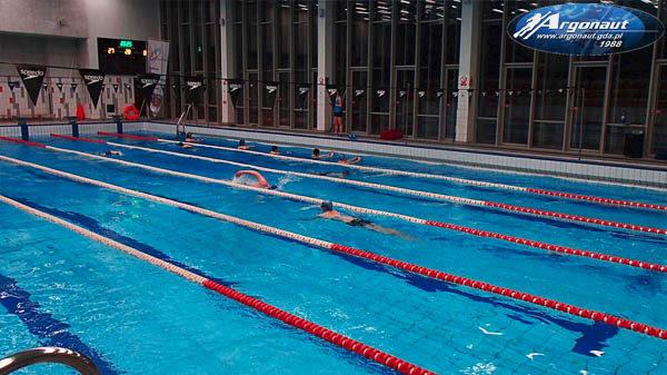 Pływanie rekreacyjne Politechnika Gdańska – 20.00 Czwartek 18.04.13