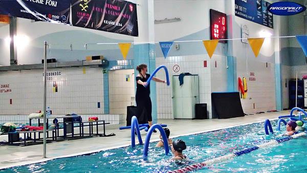 Trening Hydro Fitness Gdańsk Chełm – Poniedziałek 20.40