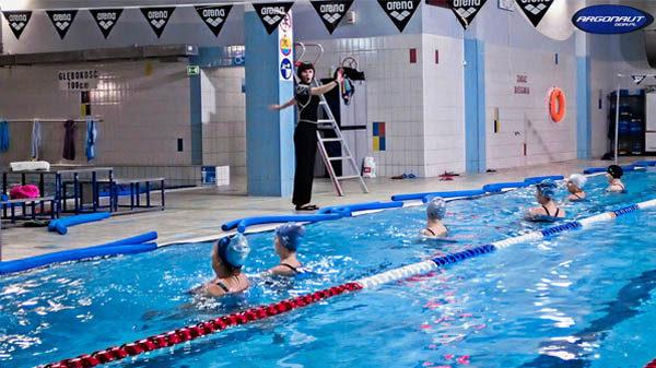 Ćwiczenia Hydro Fitness Gdańsk – Środa 20.40