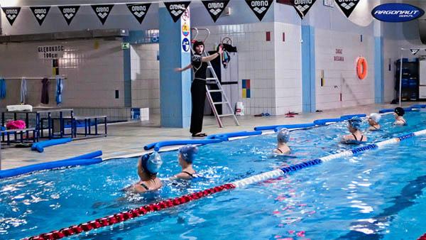 Galeria zdjęć i filmów<br /> z zajęć Hydro Fitness