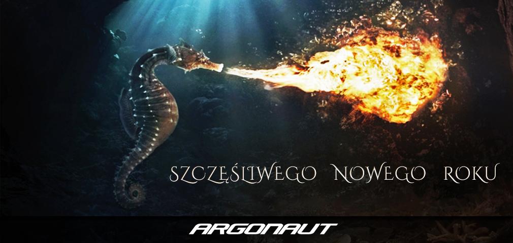 Szczęśliwego Nowego Roku życzy Argonaut