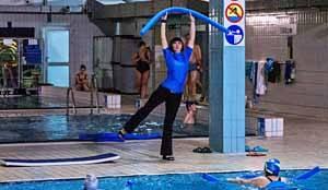 Hydro Fitness w Gdańsku – aerobik w głębokim basenie