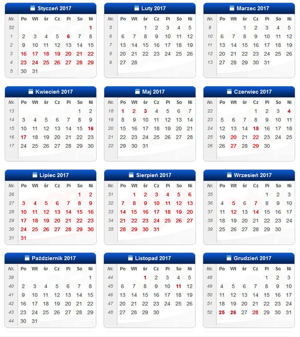Kalendarz nauki pływania w Gdańsku