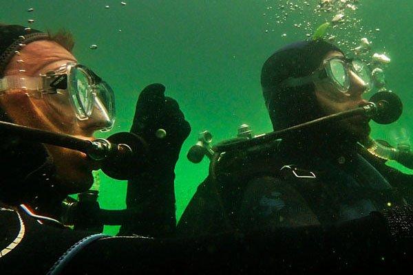 Podstawowy kurs nurkowania w Gdańsku