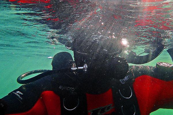 Promocja<br /> kursów nurkowania