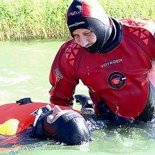 Kurs Rescue Diver – Nurek Ratownik w Gdańsku
