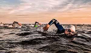 Lekcje i treningi pływania w Triathlonie na basenie Politechniki Gdańskiej, MOSiR Gdańsk Chełm oraz Gdańsk Zaspa
