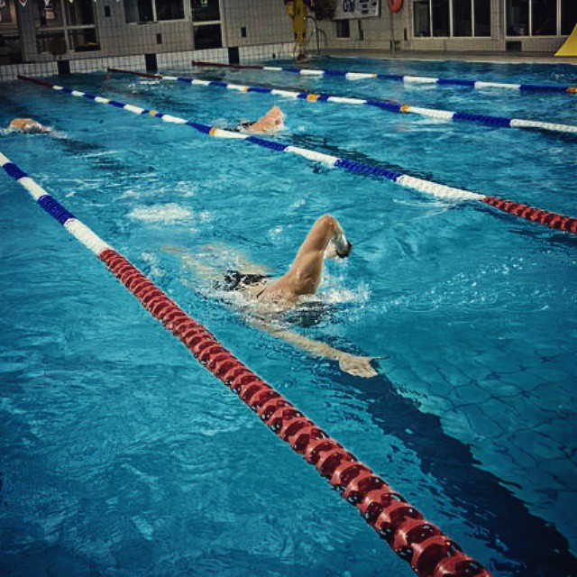 Triathlon swim training Lekcje i trening pywania w Triathlonie waterhellip