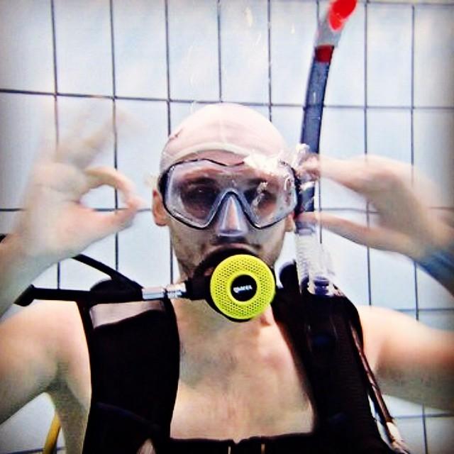 Podstawowy kurs nurkowania Basic diving course water underwater ilovegdn picofthedayhellip