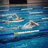 Trening pywania w triathlonie Triathlon swim trening training triathlongdansk triathlontraininghellip