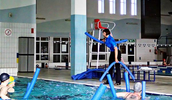 Aqua Aerobic Gdańsk Chełm – 18:20 Sobota