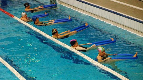 Fitness na dużym basenie Politechniki Gdańskiej – 18.40 Wtorek