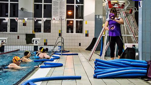 Fitness w wodzie Gdańsk Chełm
