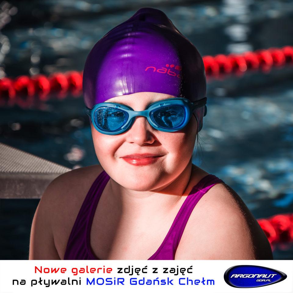 Nowe Galerie zdjęć z zajęć na pływalni MOSiR Gdańsk Chełm