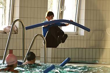 Cennik Aqua Aerobic fitness w płytkim basenie w Gdansku