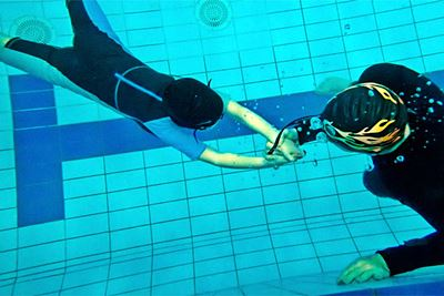 Cennik indywidualnych<br />lekcji pływania