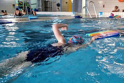 Cennik nauki pływania<br />dla dzieci powyżej 5 lat