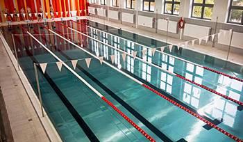 Pływalnia kryta / basen pływacki Gdańsk Zaspa