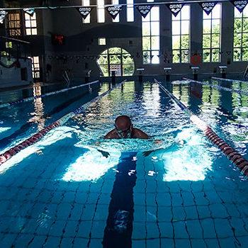 Harmonogram pływania rekreacyjnego na basenie pływackim MOSiR Gdańsk Chełm