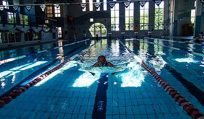 Schedule recreational swimming<br /> pool MOSiR Gdańsk Chełm