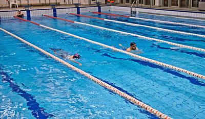 Schedule recreational swimming<br /> pool Gdansk University of Technology