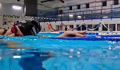 Schedule improving swimming<br /> for teenagers and adults<br /> MOSiR Gdańsk Chełm