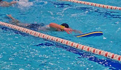 Schedule improving swimming<br /> for teenagers and adults<br /> Gdansk University of Technology