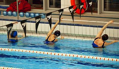Harmonogram Hydro Fitnessu na dużym basenie Politechniki Gdańskiej