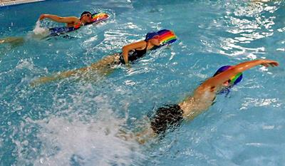 Schedule swimming lessons<br /> for teenagers and adults<br /> Gdansk University of Technology