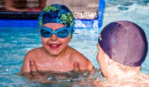 Harmonogram nauki pływania dla dzieci od dwóch lat (zajęcia dziecko + rodzic w wodzie) na basenie MOSiR Gdańsk Chełm