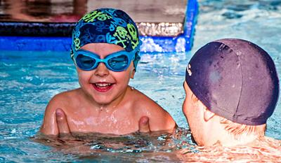 Schedule swimming lessons<br /> for children from two years<br /> MOSiR Gdańsk Chełm