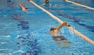 Schedule swimming workouts in triathlon<br /> Gdansk University of Technology