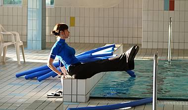 Zapisz się na aqua aerobic - fitness w wodzie