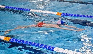 Egzaminy<br /> na karty pływackie