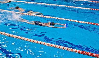 Doskonalenie pływania<br /> dla młodzieży i dorosłych