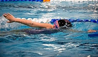 Galeria zdjęć i filmów<br /> z doskonalenia pływania