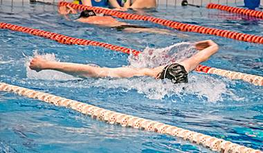 Harmonogram treningów pływackich<br /> dla młodzieży i dorosłych<br /> na basenie <font color=``ff0000``>Gdańsk Zaspa</font>