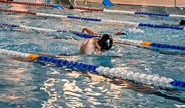 Galeria zdjęć i filmów<br /> z treningów pływackich