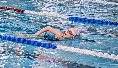 Treningi pływania<br /> dla dzieci i młodzieży