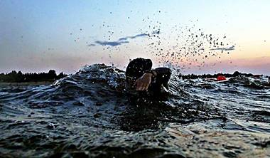 Zapisz się<br /> na lekcje pływania w Triathlonie