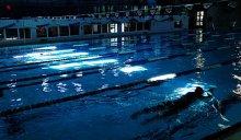 basen gdansk - pierwsze kroki na plywalni