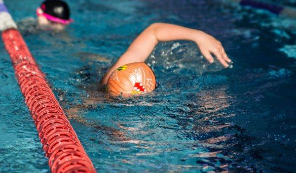 Galerie z doskonalenia pływania<br /> dla dzieci i młodzieży
