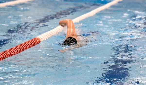 Galerie z doskonalenia pływania<br /> dla młodzieży i dorosłych