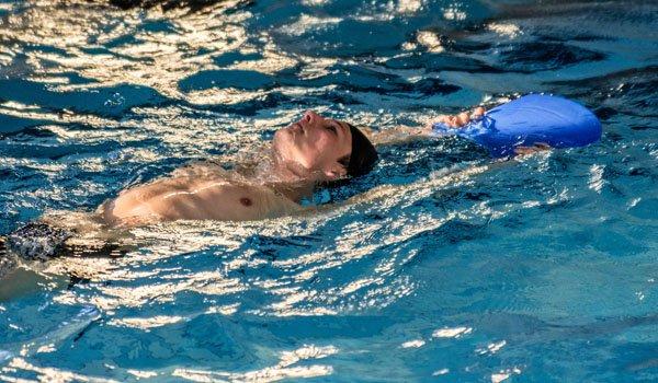 Galerie z nauki pływania<br /> dla młodzieży i dorosłych