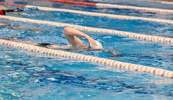 Galerie z treningów pływackich<br /> dla dzieci i młodzieży