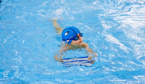 Harmonogram doskonalenia pływania dla dzieci na małym basenie Gdańsk Zaspa