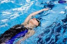 Audycja o nauce pływania dla dorosłych z udziałem Yvette i Tomasza Dobroczek w Radiu Gdańsk