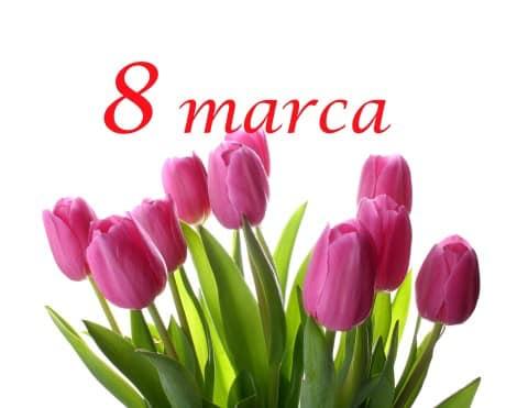 Z okazji Dnia Kobiet Wszystkiego co najlepsze, spełnienia marzeń zadowolenia z siebie, dużo szczęścia i uśmiechu oraz wiele radości życiowej