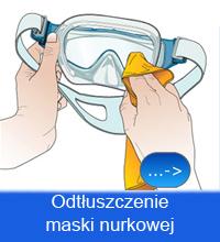 <h2>Odtłuszczanie Maski Nurkowej</h2>